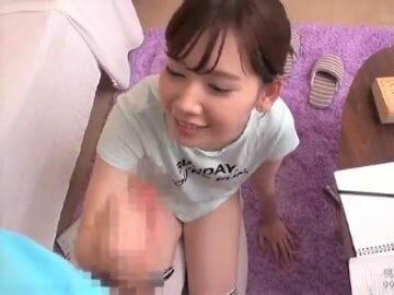 Bカップ痴女JKの妹に射精管理されるドMな僕「つむぎ様お願いしますっ射させてくださいぃ!!」